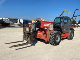other telehandlers Manitou MT 1840 2008