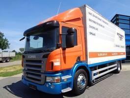 box truck Scania P230 Boxtruck / Manual / 652.000 KM / Loading PLatform 2008