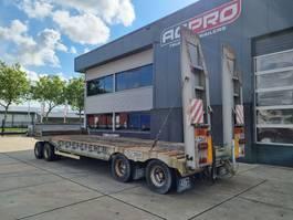 lowloader trailer Gheysen en Verpoort R/00357-R40208 2003