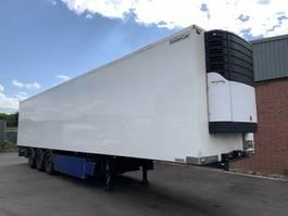 refrigerated semi trailer LAG VéDéCar O-3-39-FR2 - 3 Axle - Frigo - Carrier Maxima 1300 - 6680 2009