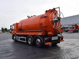 vacuum truck Renault Premium 320 DXI 6X2 Euro 5 stokota Kolkenzuiger/Vacuum Truck (2x in stock) 2008