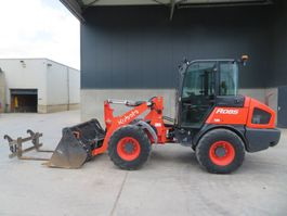 wheel loader Kubota R 085 2016