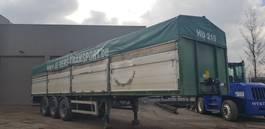 closed box semi trailer LAG big side boards 2005