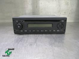 Electronics truck part MAN 1.28101-6184 RADIO/CD SPELER EURO 5