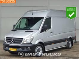 closed lcv Mercedes-Benz 316 CDI L2H2 160pk Automaat Navi Airco Trekhaak Sidebars 11m3 A/C Towbar 2014