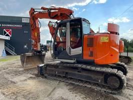 crawler excavator Hitachi ZX 135 US 2013