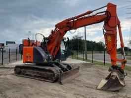 crawler excavator Hitachi ZX 135 2013