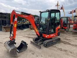 mini digger crawler Kubota KX 019-4 2020