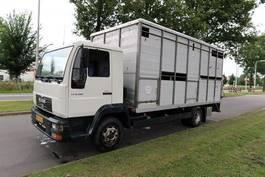 livestock truck MAN LE 8.180 2003