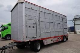 livestock trailer Pezzaioli RBA22 2001