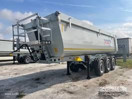 Kippauflieger Schmitz Cargobull Auflieger Kipper Stahlrundmulde 29m³ 2021