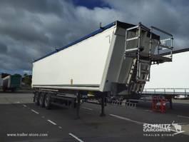 Kippauflieger Schmitz Cargobull Semitrailer Tipper Alu-square sided body 58m³ 2016