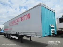 sliding curtain semi trailer Krone Auflieger Curtainsider Coil 2015