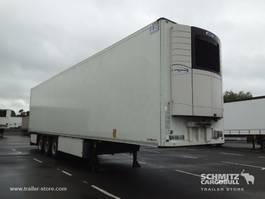 refrigerated semi trailer Schmitz Cargobull Semitrailer Reefer Mega Dubbele laadvloer 2015