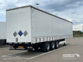 sliding curtain semi trailer Krone Schuifzeil Standard 2012