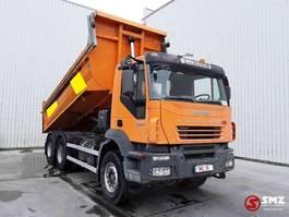 tipper truck > 7.5 t Iveco Trakker 380 manual 2007