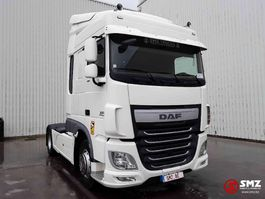 cab over engine DAF XF 460 106 Spacecab/full spoilers 2016