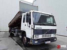 tipper truck > 7.5 t Volvo FL 7 1995