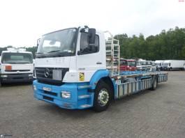 platform truck Mercedes-Benz Axor 1828 4x2 ADR chassis + Retarder + PTO 2007
