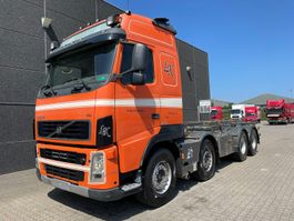 container truck Volvo FH480 8x4 2008