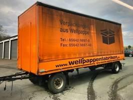 drop side full trailer Andere DA3, 2-Achs Anhänger DA3, 2-Achs Anhänger 2011
