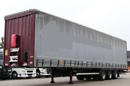 tilt semi trailer Krone SD Mega Schiebeplane Höhe innen: 3,00m 100m³ 2011