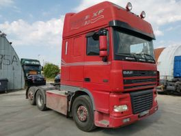 cab over engine DAF XF 95 /430 Manual.Steel Air 6x2.In top conditi 2004