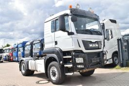 cab over engine MAN TGS 18 4x4 Allrad TÜV 07/22 SERVICE NEU 2015