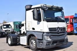 hazardous materials tractorhead Mercedes-Benz 1840 Euro6 Retarder PTO ADR Hydraulik 2015