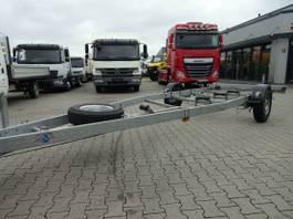 boat car trailer TPV Prikolice Bootstrailer gebremst 2012