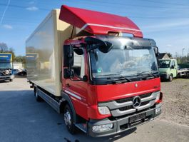 refrigerated truck Mercedes-Benz Atego 816 II L, Klima, ThermoKing-500 Max 2013
