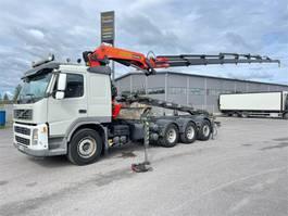 crane truck Volvo FM 480 8X4 Tridem 2006