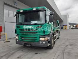 tipper truck > 7.5 t Scania P320 2013