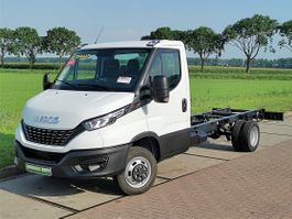 chassis lcv Iveco 35 C 18 xl ac automaat nieuw 2021