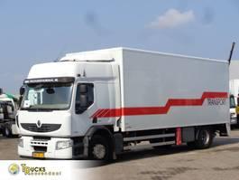 box truck Renault Premium 270 DXI + Euro 5 + Dhollandia Lift 2010