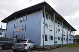 office living container Vamiro Container, Geschäftshaus 768 m2 - 126 modul, Wohncontainer, Bürocontainer, Containerhaus, Gartenhaus bungalow, Container wohnmodule - 18m x 42m - NEU 2021