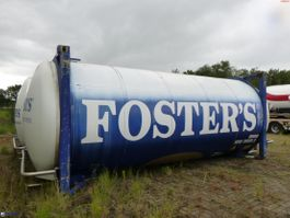 tank container Van Hool Beer tank container 20 ft / 28.7 m3 2003