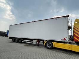 walking floor semi trailer Stas Walkingfloor 3 asser 90m3 BPW axles 2013