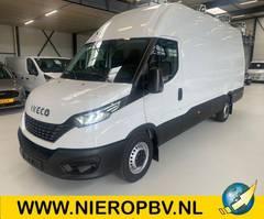closed lcv Iveco L3H3 35C18 Airco Automaat Camera Nieuw 2021