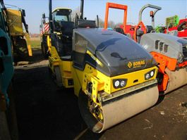 road compactor Bomag BW 120 AD-5 2013