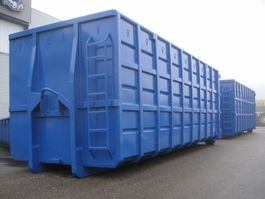 dry standard shipping container 40 Cuub Haak Container Nieuw !!!