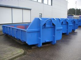 dry standard shipping container 10 CUUBS HAAK CONTAINERS NIEUW !!!