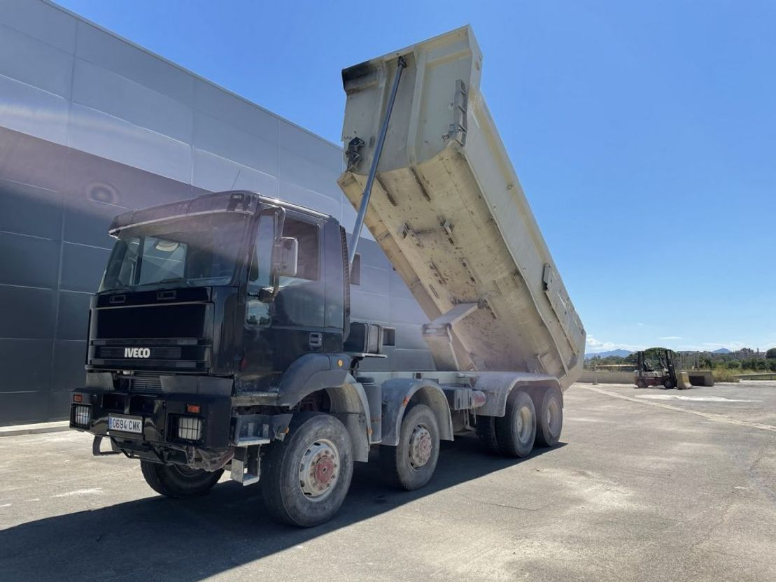 Betonmischer-LKW Iveco Trakker 410 Eurotrakker 440 Meiller