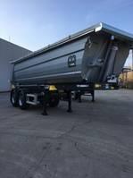 tipper semi trailer Menci 2 Semi-Remorques met Benne Basculante SA742R 2021