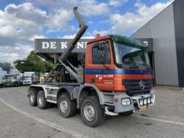 container truck Mercedes-Benz 4144 K 8x4 ONLY 145.000 Km !!! LIKE NEW !!! 2006