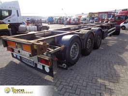 container chassis semi trailer Renders ROC 12.27 + 3 AXLE 2006