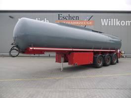 tank semi trailer semi trailer Kässbohrer STH 34/10-24 A3,  Obj.-Nr.: 0380/21 1992