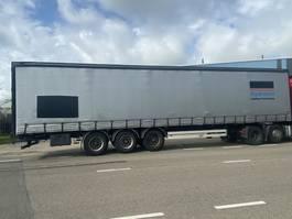 sliding curtain semi trailer Van Hool 3B2014 2003