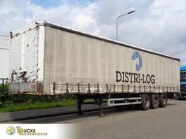 sliding curtain semi trailer Renders ROC 12.27 + 3X SAF axle 2000