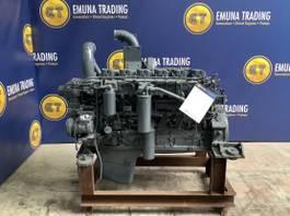 Engine truck part Komatsu SAA 2005